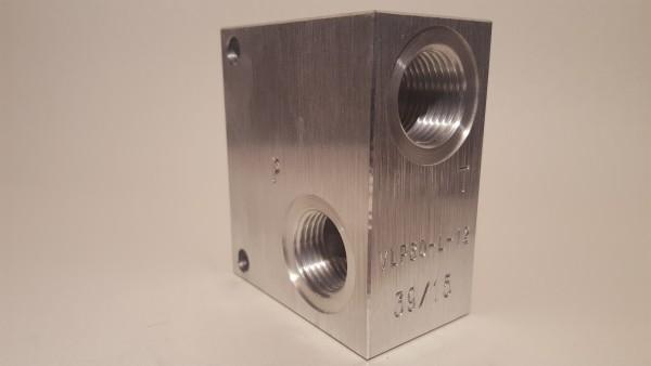 """VLP80-L-12 P+T 1/2"""""""