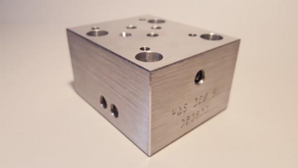 Adapterplatte NG08 auf NG06