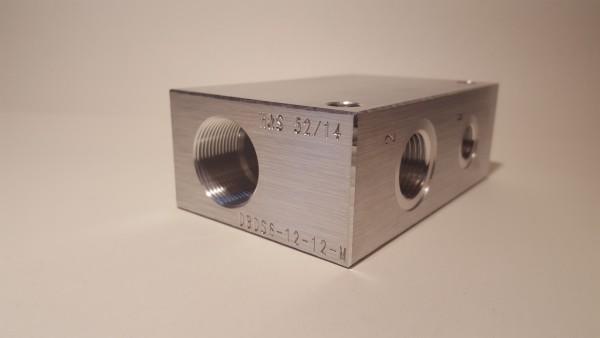 DBDS6-12-12-M Ventilgehäuse